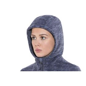 Columbia Fast Trek Hooded Jacket Women Nocturnal